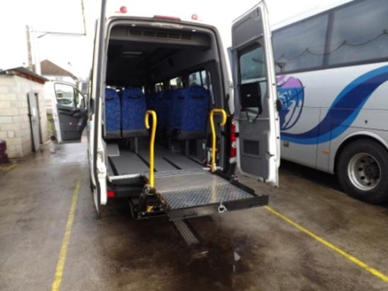 Location de minibus tulle